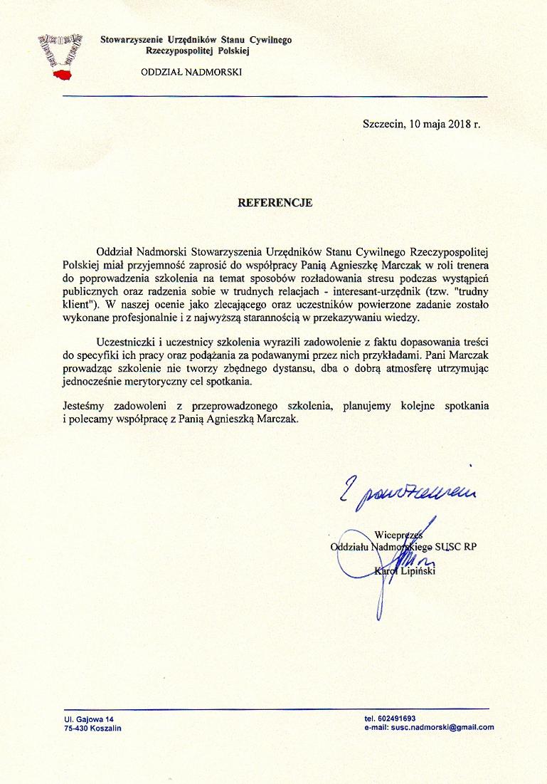 Urząd Stanu Cywilnego Szczecin